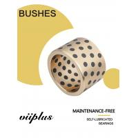 Buy cheap C86300 430B Manganese Cast Bronze Flanged Graphite Bushing Bearing & Plate Oil from wholesalers