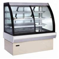 Cheap Euro Style Commercial Baking Equipment 3 Tier Cake Showcase Display Fridge for sale