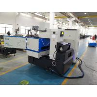 Cheap Big Tape / Angle EDM Wire Cut Machine Small Size Customized Voltage 6500kg for sale