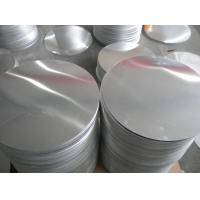 Cheap Road Sign Anodized Non Ferrous Aluminum Wafer 100 - 1000mm Alloy 1050 1060 for sale