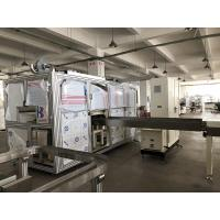 Cheap Automatic Baby Diaper Production Line Fabricated Three Phase Four Wires System for sale
