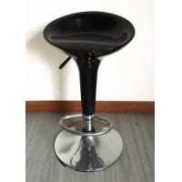 Customized Adjustable Bar Chair Modern With ABS Plastic Seat , 40*30*60*80cm