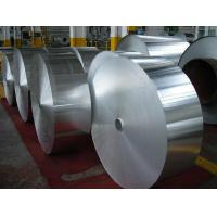 Cheap Mill Finish Steel Aluminium Foil Roll Cold Drawn Alloy / Non - Alloy 0.08-0.3 mm Thickness for sale