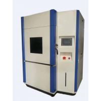 Cheap ISO16750-4 Clause 4.2 Splash Water Test Chamber Simulating Thermal Shock Testing On Vehicle Caused By Ice Water for sale