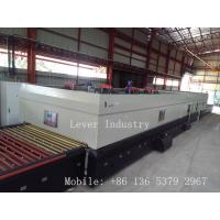 Cheap Forced Convection Glass Tempering Furnace for low-e glass for sale