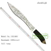 Cheap hand forged high carbon steel hacking knife SS146O for sale