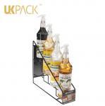 Cheap Food grade certified by German TUV Laboratory Plastic Sauce Dispenser Pump 5ml-8ml-10ml Gold for sale