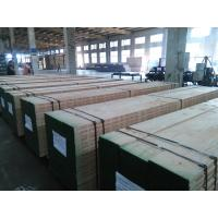 Cheap Durable Pine Scaffolding Walkway Planks Timber Construction Wood / Poplar LVL for sale