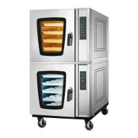 Cheap Restaurants Commercial Baking Oven Adjusted Steam Electric Hot Air Convection Oven for sale