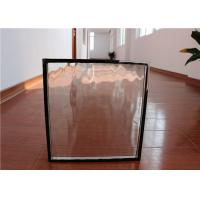China Prima Safety Clear Insulated Glass Filled With Air  / Soundproof Double Glazed Units on sale