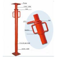 Cheap Adjustable Metal Props Steel Shuttering Props For Formwork Supporting for sale