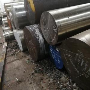 Cheap JIS Hot Rolled Alloy Steel Rod For Die Mould EAF + LF + ESR Melting for sale