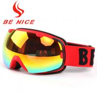 Winter Sports Otg Ladies Snowboard Goggles With Interchangeable Lenses