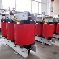 Cheap 1250kVA Cast Resin Dry Type Transformer IEC60076-11, DIN42523 Standards for sale