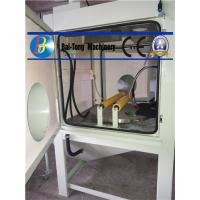 Cheap Multifunctional Wet Sandblasting Equipment , Water Blasting Cabinet Long Service Life for sale