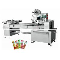 Large Touch Screen Candy Packaging Equipment With Automatic Feeding System