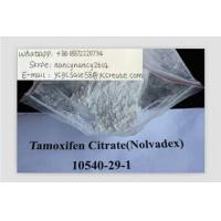 Cheap C6H8O7 Tamoxifen Citrate Anti Estrogen Steroids Nolvadex Clomifene  54965-24-1 for sale