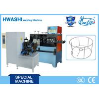 Cheap Iron Wire Butt Welding Machine New Condition Welding Ring / Square Wire Frame for sale