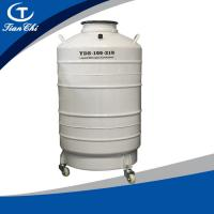 Cheap Tianchi Liquid nitrogen biological container 100BL210mm Liquid nitrogen tank YDS-100B-210 Cryogenic vessel 100L for sale