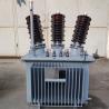 Buy cheap 35kV Oil Type Power Transformer , Oil Filled Multiple Winding Transformer from wholesalers
