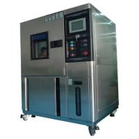 Cheap IEC60065 2014 Clause 8.3 Environmental Test Chamber , Temp Range From -40℃~+150℃ for sale