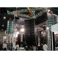 Buy cheap ISO Single Speaker Truss Stands Tower Aluminum 6082 Height 12m Space Saving from wholesalers