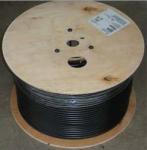 95% Copper Braiding Non-Plenum CM Rated RG6 18 AWG Bare Copper Conductor