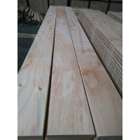 Cheap Pine Wooden LVL Scaffolding Plank , Scaffold Grade Plywood For Construction for sale