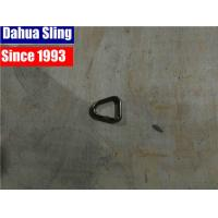 Buy cheap Silver 25mm D Ring Tie Down Strap Hooks Stainless Steel 2500 Lb B.S. from wholesalers