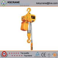 Cheap Attractive and reasonable price Kito Electric Chain Hoist Made In China for sale