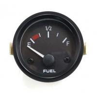 Buy cheap 12V 2 inch 52mm Universal Car Fuel Level Gauge Meter With E-1-2-F Fuel Sensor from wholesalers