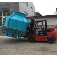 Cheap Commercial Anti Rust Water Cooling Tower 200T For Plastic Moulder Machine 156.21m3/H for sale