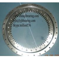013.30.500 slewing bearing,602x398x80 mm,with inner gear,export wooden case package