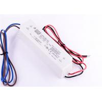 Cheap LPV-35-12 36W 3A 12V LED Power Supply Waterproof Isolated Plastic IP67 90~264VAC Input 12V UL CE for sale