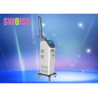 Cheap Co2 Laser Vaginal Tightening Machine With Rf 7 Joints Arm Light Guiding System for sale