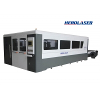 Cheap MAX/IPG/RECI 6000W Sheet Metal Fiber Laser Cutting Machine Fully Automatic for sale