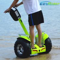 Cheap Waterproof 2 Wheel Electric Scooter Outdoor 110mm Height CE Approval for sale