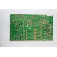 Cheap Electronics 3 Oz Copper Base Multilayer PCB , Rigid Custom Made Pcb Boards Security for sale