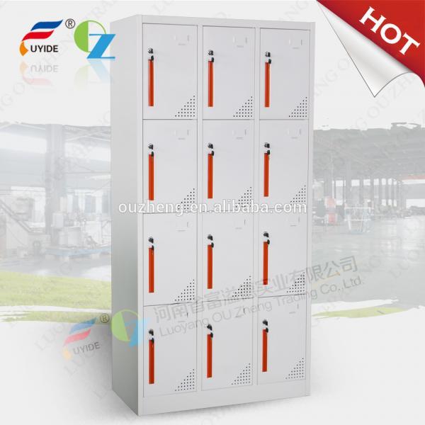 Wholesale 12 door steel locker metal storage lockers for for 12 door lockers