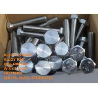 Cheap 25-6MO / N08926 High Performance Precision Alloys Super Austenitic Stainless Steel Alloy for sale