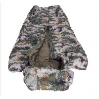 Cheap Popular Hot Selling Wooldland Military Sleeping Bag Camouflage Sleeping Bag Single Person Use(HT8037) for sale