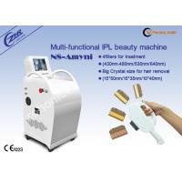 Cheap 690nm / 750nm IPL Hair Removal Machines for sale