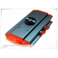 Cheap Adjustable Spring Return Actuator , Double Acting Pneumatic Rotary Actuator for sale