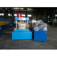 Cheap C Purlins Roll Forming Machine with Hydraulic Unit Power 11kw for Enterprises Construction for sale