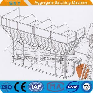 Cheap PLD800 Common Commercial Project 0.8m3 Aggregate Batcher for sale