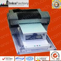 Cheap 5 Colors/6 Colors A3 LED UV Flat-Bed Printers (Epson 1390 Updated) for sale
