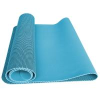 Cheap Blue Sticky Rubber Foam Yoga Mat, Non Slip Durable Sport Mats for sale