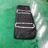 Buy cheap CE dead body bag funeral mortuary biodegradable disposable corpse body bags from wholesalers