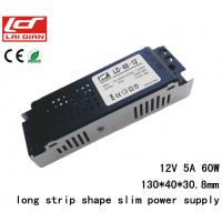 Long Strip LED Power Supply Constant Current 5A 47~ 63HZ Output Frequency