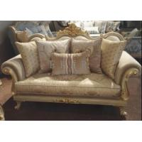 Cheap Sectional Classic Carved Furniture Sofa Set for sale